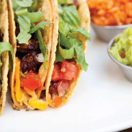 Cancun Crunchy Tacos